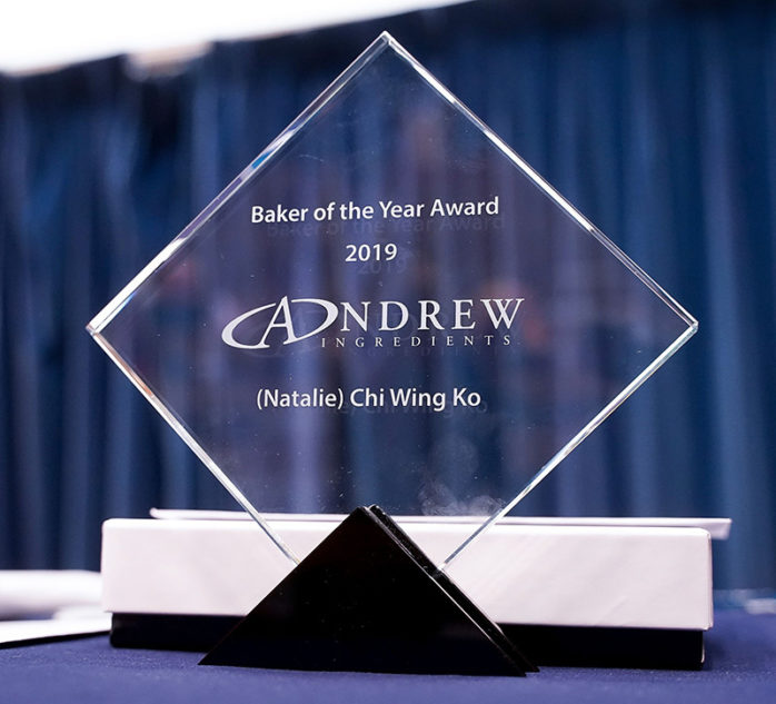 Andrew Ingredients Award1