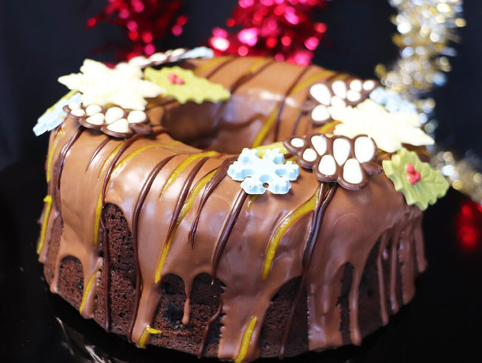 Festive Bundt Cake