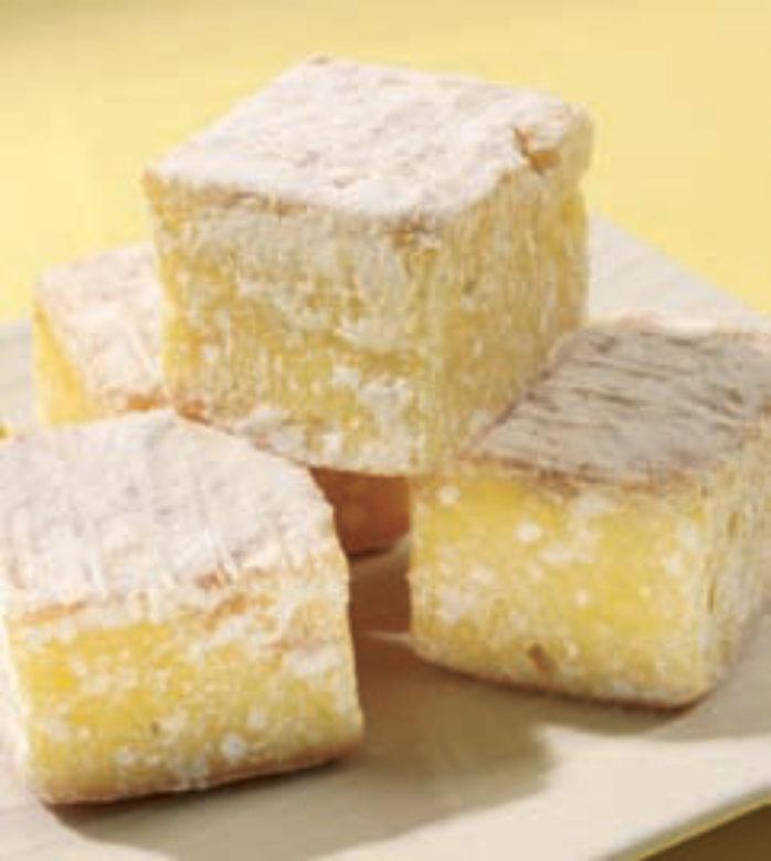 Boozy Lemon Stollen using Macphie Lemon Sensation Mix