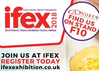 Come visit us at IFEX 20-22nd March!