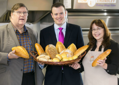Andrew Ingredients Roll Out Support for World Bread Awards