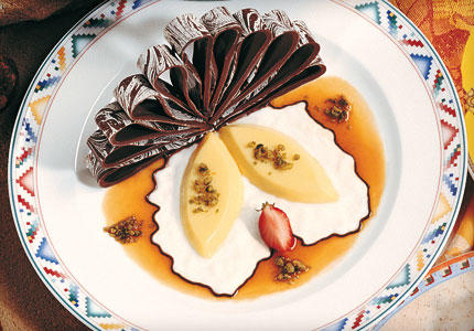 Dessert Paste Caramel