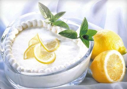 Dessert Paste Lemon