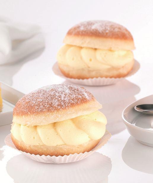 Filling Cream using IREKS Premium Custard