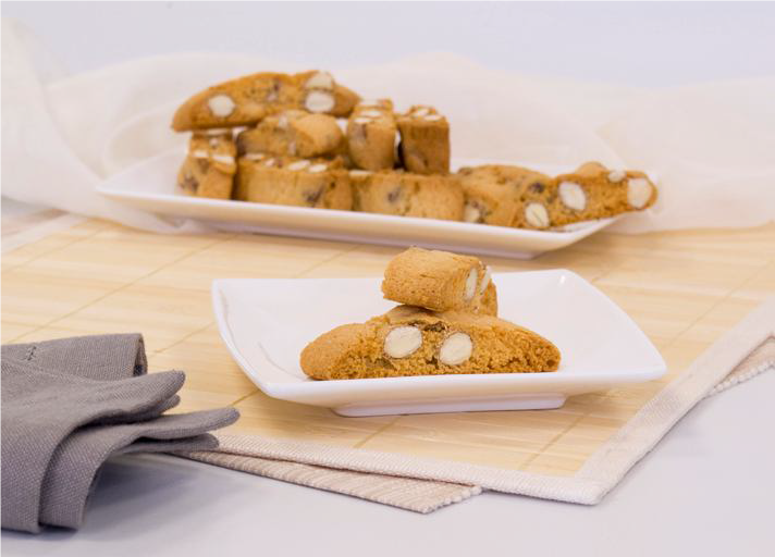 Gluten Free Cantucci Using Muffin Mix Gluten Free