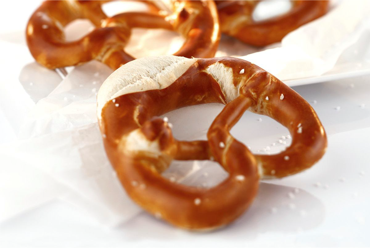 Lye Pretzels using Voltex and IREKS Dried Wheat Sour