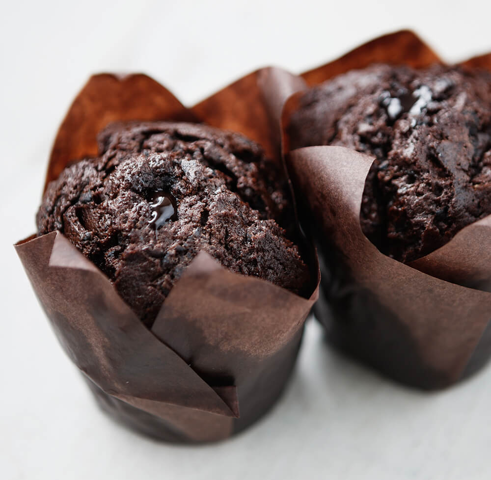 Macphie Vegan Choc Cake Muffin Mix Make Up Instructions