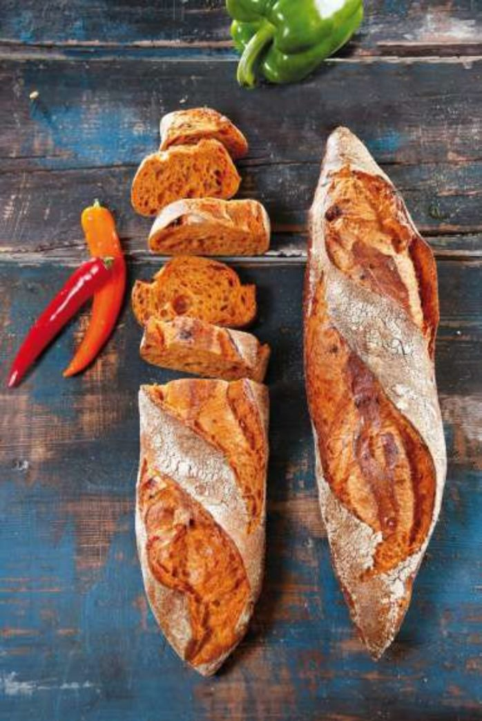 'Chill Bill' Baguettes using IREKS Craft Malt