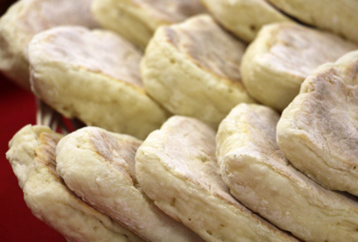 Soda Bread Flours (add salt)