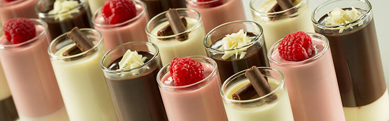 Sweet Sauces, Desserts & Glazes