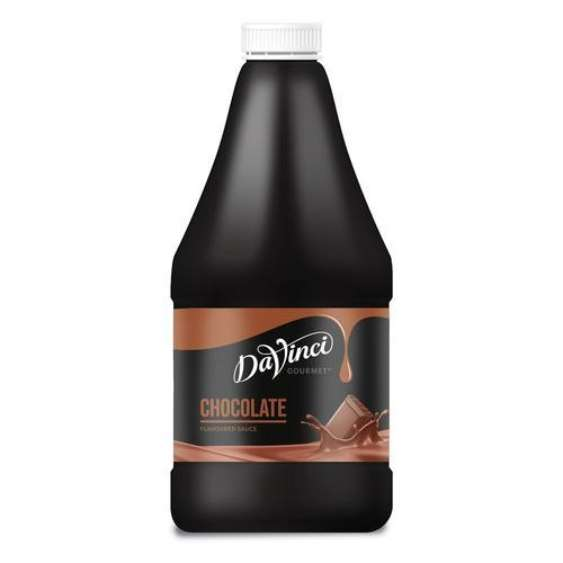 A828 Da Vinci Choc Sauce