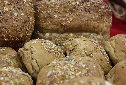 Brown Tin Bread using Sonneveld Sonplus CL Powder Improver