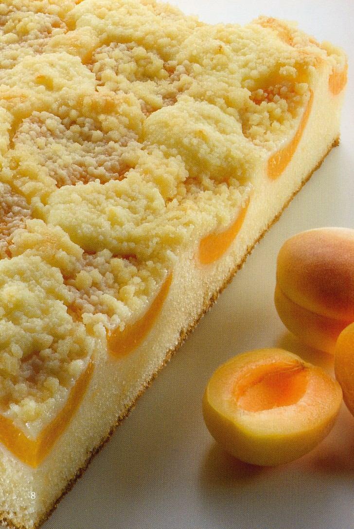 Gluten Free Apricot Yoghurt Slices