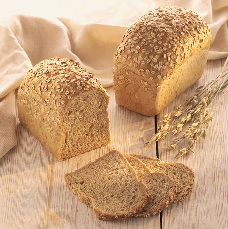 IREKS Avena Oat Bread Make Up Instructions