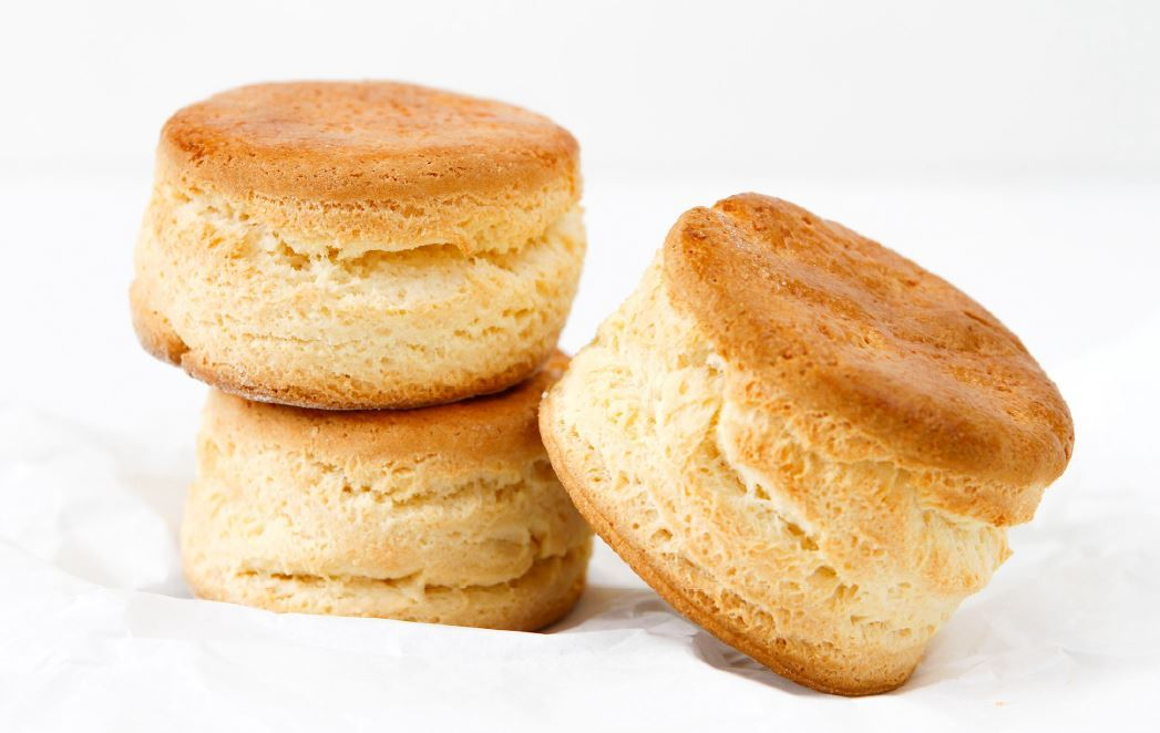 Gluten Free Scones Using IREKS Singluplus GF Bread Mix