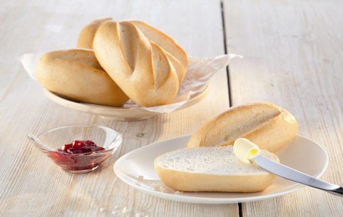 IREKS Singluplus Roll CCF - Gluten Free Baguette Rolls