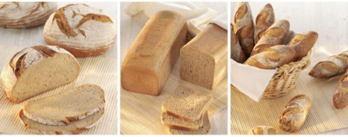 IREKS Light Rye Bread Mix Make Up Instructions