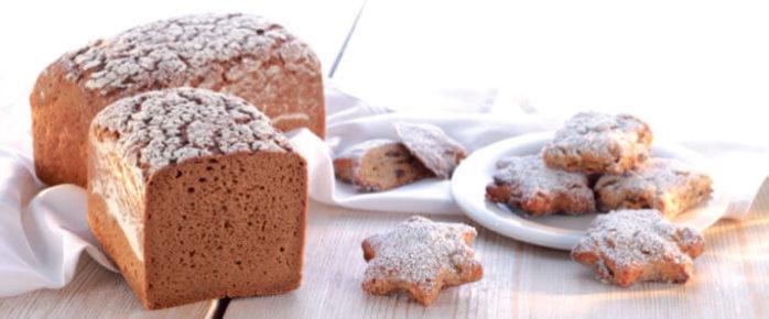 IREKS 100% Rye Bread Mix Make Up Instructions