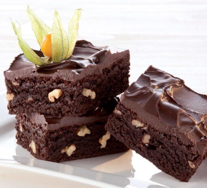 IREKS Brownie Mix Gluten Free Make Up Instructions