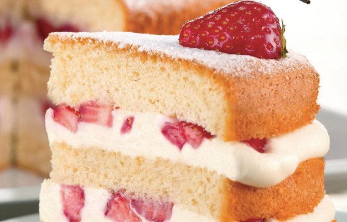 IREKS Plain Sponge Cake Mix Make Up Instructions