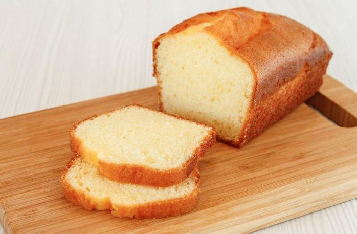 Gluten Free Madeira Cake Using IREKS Singlupan