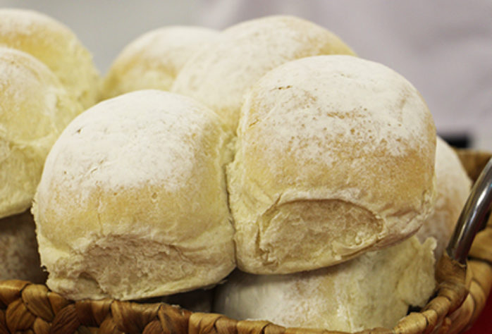 Soft White Buns using Sonneveld Proson Top Line CL