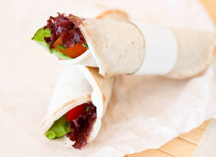 Gluten Free Wraps Using IREKS Singluplus Bread Mix